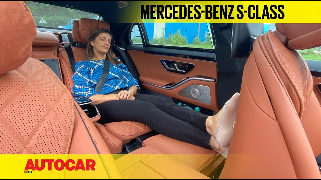 2021 Mercedes-Benz S-Class review - Sit back and relax   First Drive   Autocar India