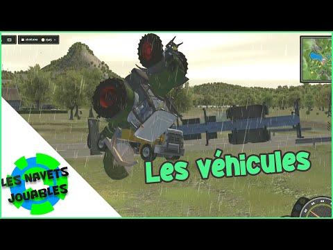 Bûcheron Simulator 2013 - Les véhicules
