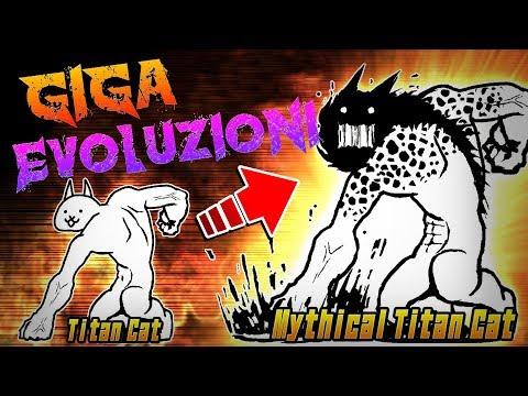 GLI UBER-POTENZIAMENTI LIVELLO 10!! - The Battle Cats Gameplay [Ita]