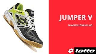 Кроссовки теннисные мужские LOTTO JUMPER V (S2357)
