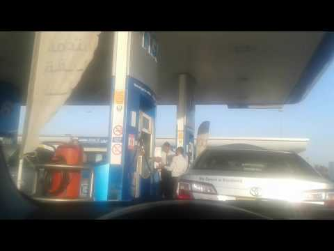 Making duplicate bill for gas and petrol by adnoc staff for taxi driver in abu dhabi,musafa