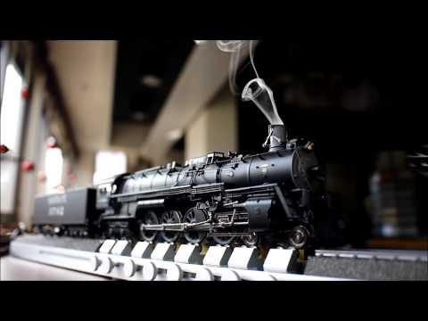 BLI 4-8-4 Santa Fe 3762 SMOKE GENERATOR REPAIR