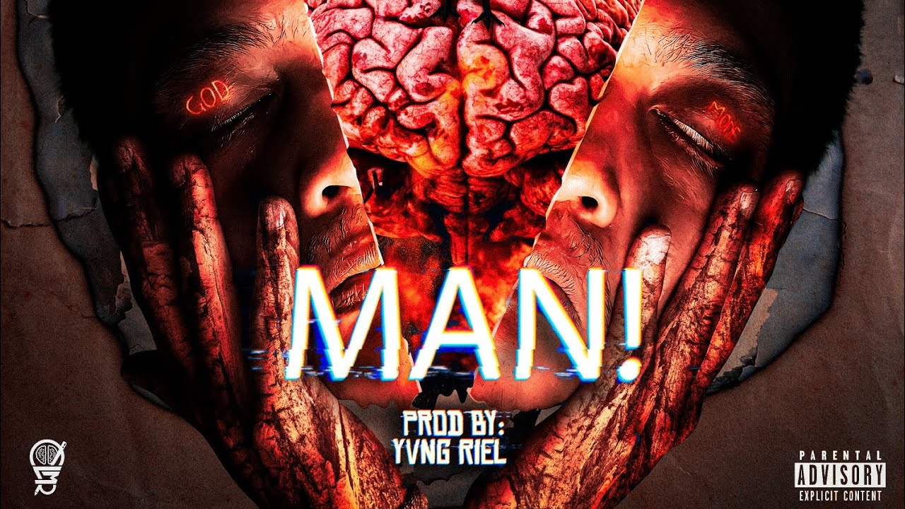 Download Ghetto Gecko - Man! (Official Music Video) prod. Yvng Riel