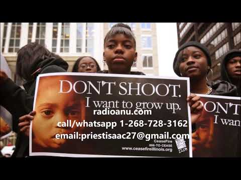Addressing the Gun Violence in Antigua and Barbuda. Radio An