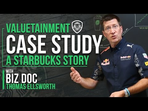 Starbuck's Case Study for Entrepreneurs