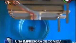 Tecnología: Impresoras de comida, inodoros inteligentes