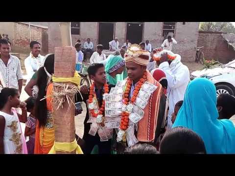 UP Shadi Video, How Dulha Prepared before Marriage Part 1