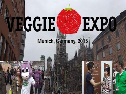 Veggie Expo, Munich, Germany - 2015 - Vegan Highlights & Interviews
