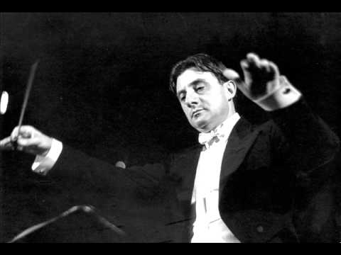 Barbirolli - Arensky: Variations on a Theme by Tchaikovsky