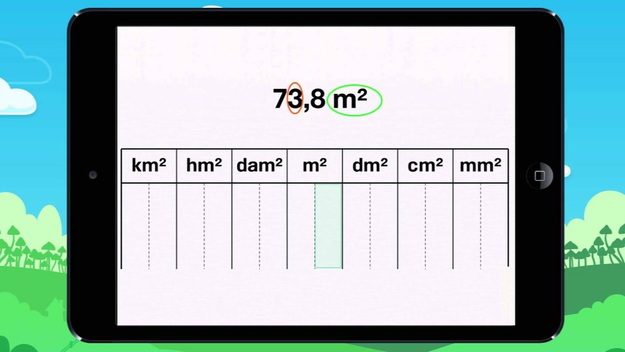 Vid o 11 le on apprends placer un nombre dans un tableau for Tableau de conversion