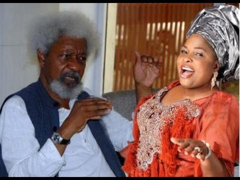 Image result for Wole Soyinka +Patience Jonathan