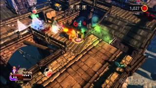 Crimson Alliance - The Aqueducts Gameplay (Xbox 360)