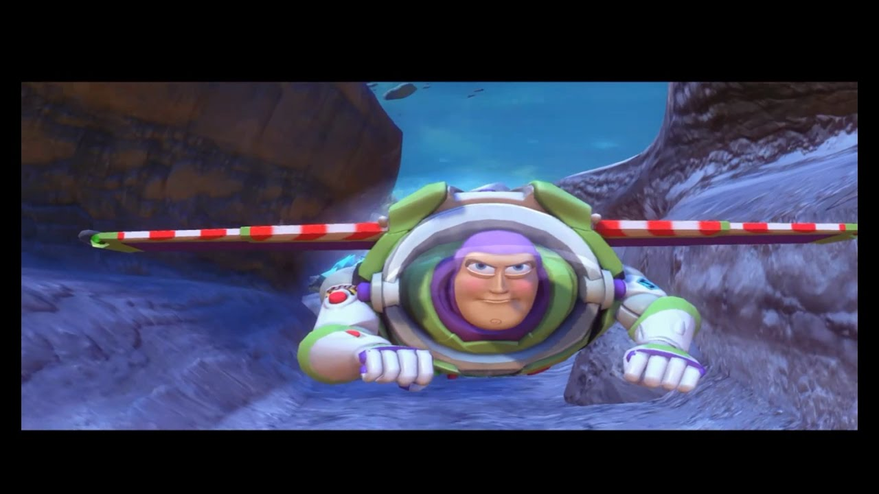 Witch Toy Story 3 Games : Toy story the video game buzz to