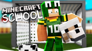 Minecraft School - THE SCHOOL MASCOT TRY OUTS!
