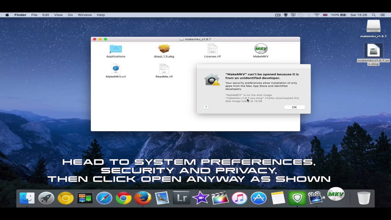 How to rip a Bluray movie to your Mac (Mac tutorial)
