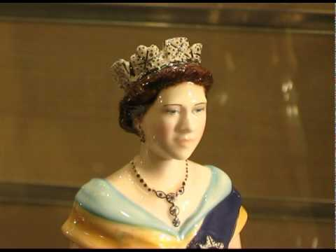 Royal Worcester Diamond Jubilee Figurine from Your Life Your Style