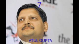Top 10 richest people in south africa 2017