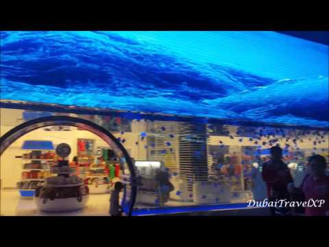 Discovery Store in Dubai Mall, Dubai MUST WATCH VIDEO I Dubai Travel Guide