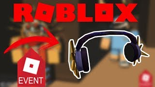 Event How to get the North Star Headphones | Parkour Tag! -ROBLOX