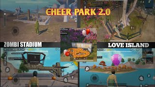 Lover's Point | Showdown Battle | Cheer Park Beta Footage | PUBG Mobile