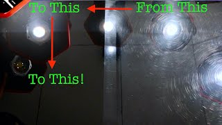 How To Cut & PoĮish Car Paint Correction Demonstration Explained in Real-Time!