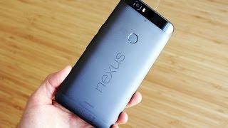 Google Nexus 6P : Test en français - Review