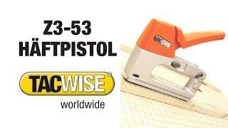 Z3 53 Häftpistol Thumbnail