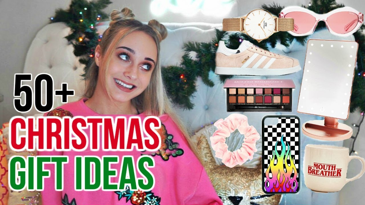 50 Christmas Gift Ideas Teen Gift Guide 2017 Youtube