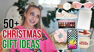 50  Christmas Gift Ideas// Teen Gift Guide 2017!