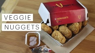 Vegan Recipe: Veggie Nuggets (chicken Mcnuggets Recipe) | Edgy Veg
