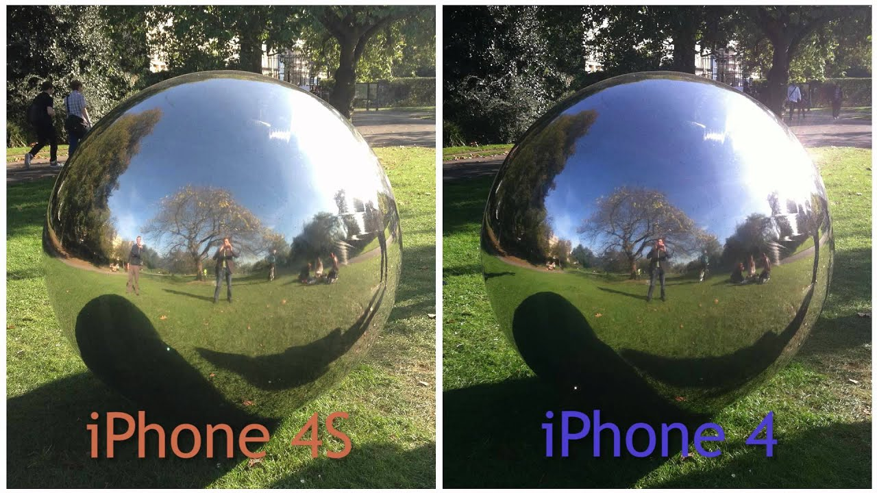 iPhone 4S vs iPhone 4 camera head-to-head - Which? first look ...