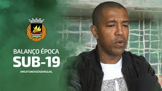 Sub-19: Balanço Época 2018-19