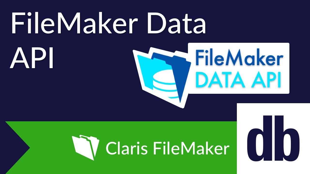 FileMaker Data API | DB Services