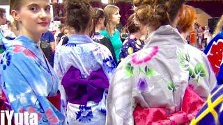 ポーランド日本祭り【vlog】Japanese