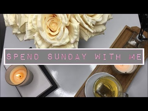 SPEND SUNDAY MORNING WITH ME (TIMELAPSE)    SKIN, CHORES, FOOD, DEVOTION, ETC.