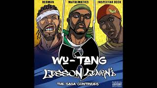Wu-Tang Clan -  Lesson Learn'd (Feat. Inspectah Deck and Redman) [2017]