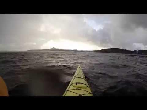 Kayaking - Marstrand, Sweden