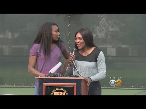 Venus And Serena Williams Get Heroes Welcome Back Home In Compton