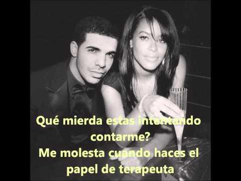 Enough Said - Aaliyah Ft. Drake (Subtitulado Español)