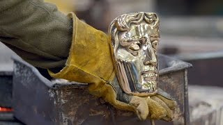 EE BAFTAs 2016- Behind the Mask