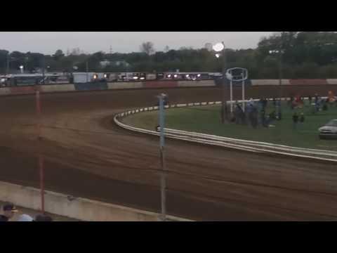 Brian Paulus Qualifying  Terre Haute Action Track