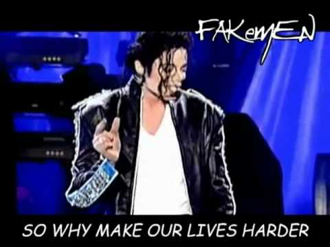Michael Jackson ft. Akon - HOLD MY HAND // Traduzione ITA 50 Songs