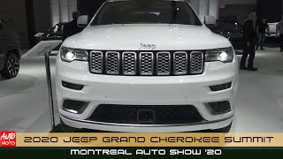 2020 Jeep Grand Cherokee Summit 4x4 - Exterior And Interior - 2020 Montreal Auto Show