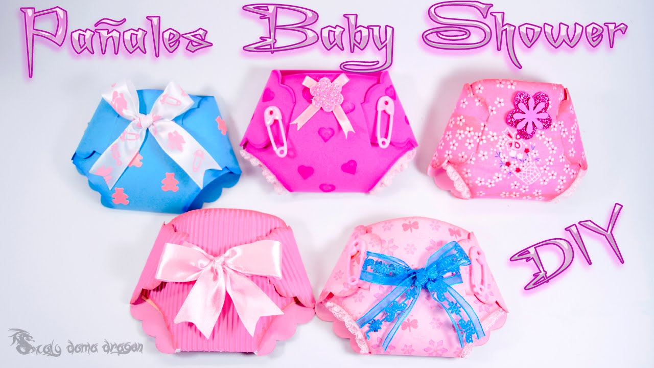 Paales Para Baby Shower Con Foamy Y Cartulina Diy Craft