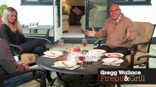 Gregg Wallace Firepit & Grill Collection