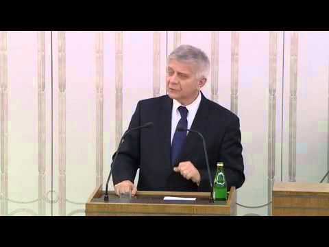 Marek Borowski, Bogdan Pęk, Maciej Klima - wystąpienie z dnia 30 stycznia 2013 r.