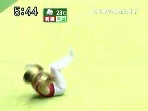 63 Year Old Gymnast
