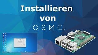 OSMC installieren Raspberry Pi (deutsch)