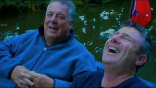 Fred Neal and John day on the Canal Aug 2010.mp4.mp4