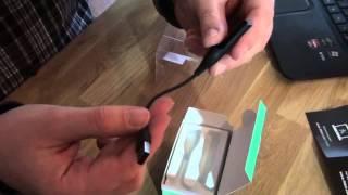 fitbit - 03 - Armband auspacken & Akku laden